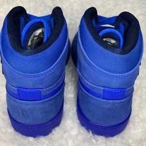 "Jordan Shoes - Air Jordan Retro 1 High ""Blue Suede"""